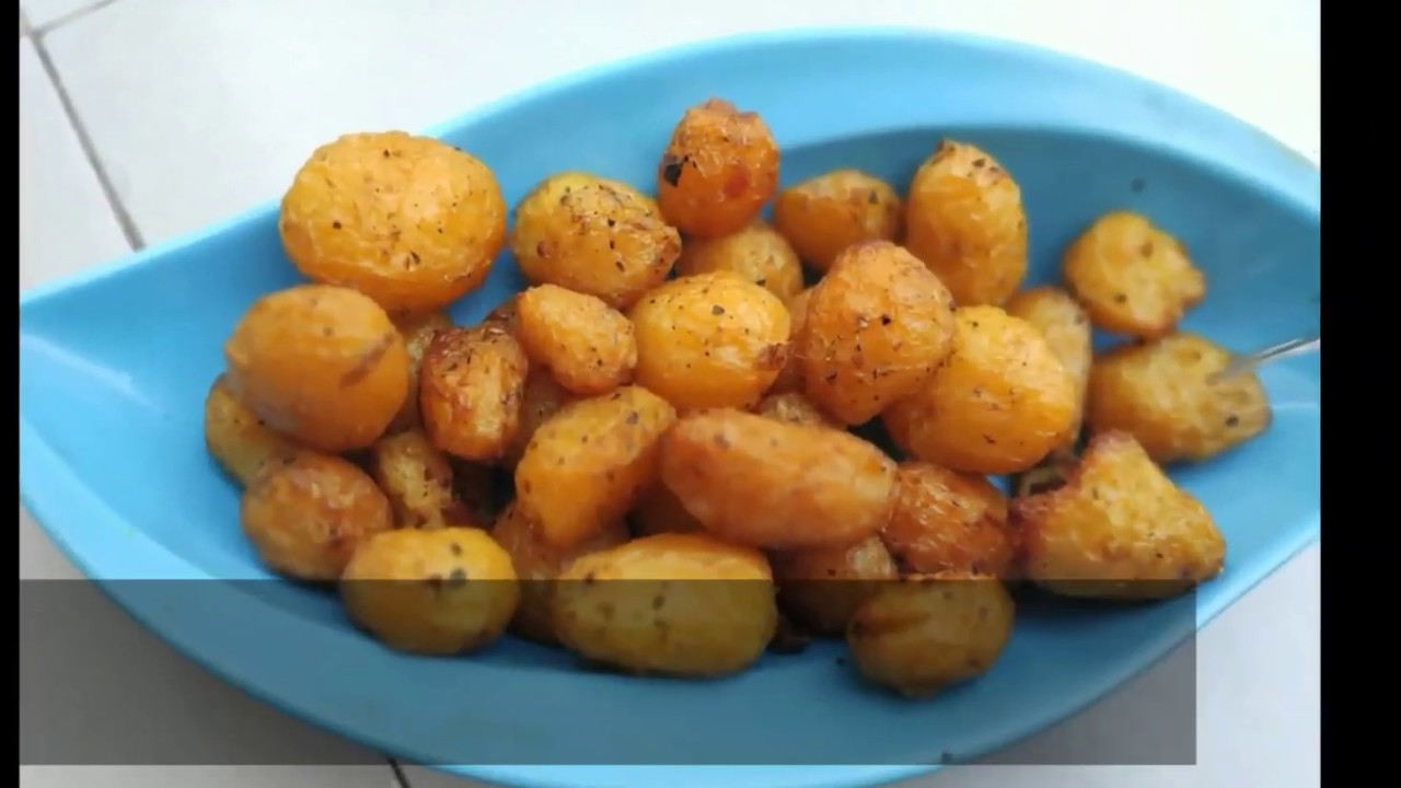 how to make fried potatoes without oil