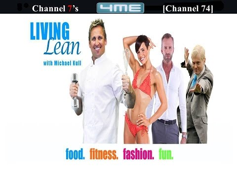 LivingLean - Episode - 8 aired on Channel 7s, TV4ME 3rd Aug - 2014 at 7.00 PM.