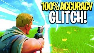 100% ACCURACY GLITCH IS RUINING THE GAME!! ( Fortnite 3.2.0 Update News )