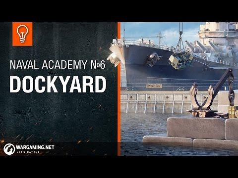 Naval Academy: Dockyard