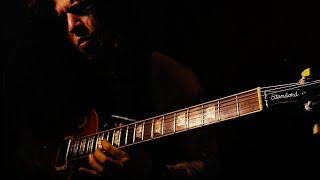DIFONIA - Fantasma (Solo de Guitarra con TABS y BACKING TRACK)