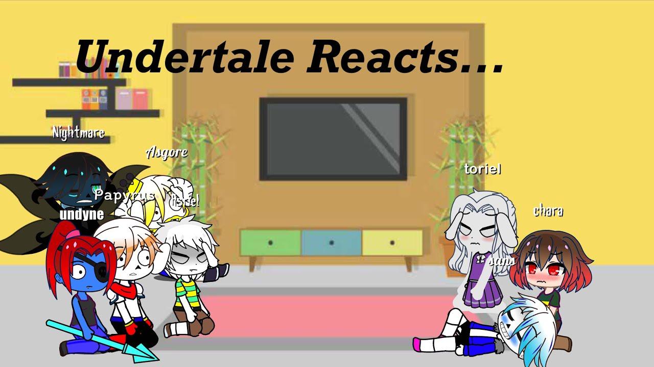Download Undertale reacts to: Sans VS. Jevil
