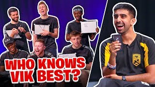 Download Which of the Sidemen knows Vik the best? Mp3 and Videos
