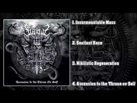Sidious - Ascension To The Throne Ov Self [Kaotoxin Records] (FULL EP/HD)