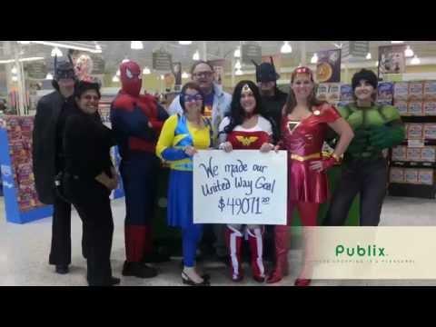 Publix Super Markets - United Way's Outstanding Corporate Partner