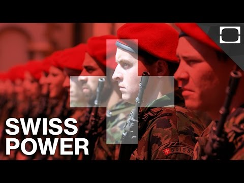 How Powerful Is Switzerland?