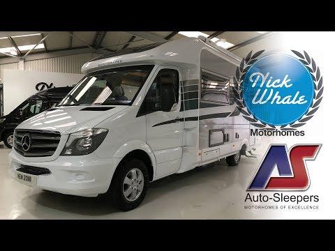For Sale - Auto-Sleepers Winchcombe 2018 Model - Nick Whale Motorhomes