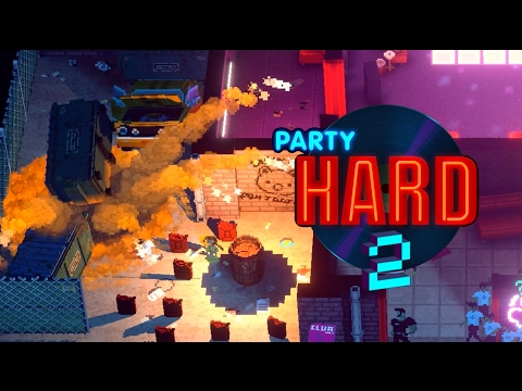 Party Hard 2 Announcement Trailer