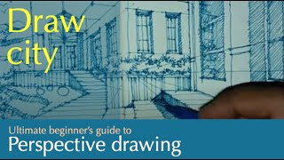 draw an exterior of a house