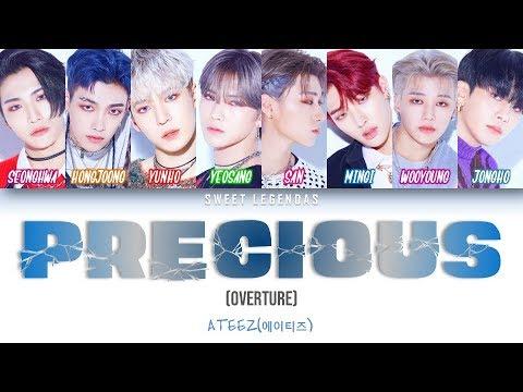 ATEEZ (에이티즈) - Precious (OVERTURE) (Legendado ROM|PT-BR|ENG)