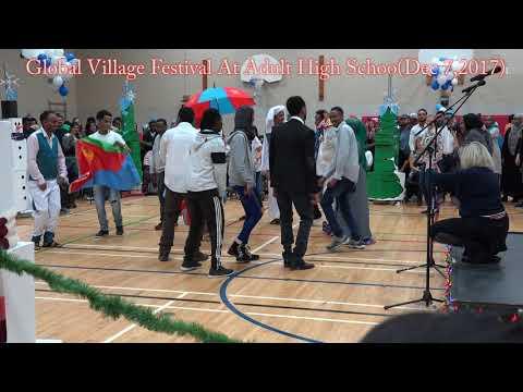 Global Village Festival @ Adult High School-2017(Ottawa)