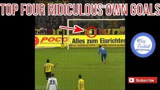 Baixar Top 4 ridiculous own goals - 9gagFootball