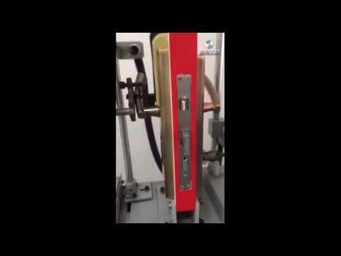ASTC Lockbody and lock panel under anti pressure function testing.