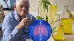 Lung cancer patient SHRUNK tumour 'using cannabidiol CBD oil'