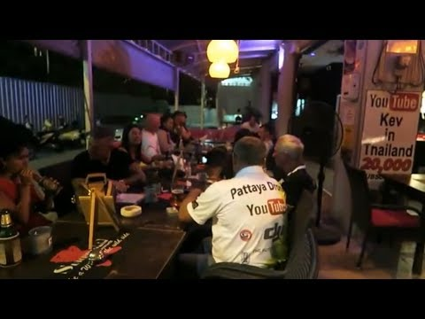Kev in Thailand, Meet Night at The Hideaway Pattaya 9th May 2018