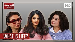 Life Lessons | Best Of Speak Your Heart With Samina Peerzada | Sania Saeed | QB | Nabila