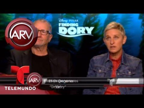 Llega al cine Finding Dory | Al Rojo Vivo | Telemundo