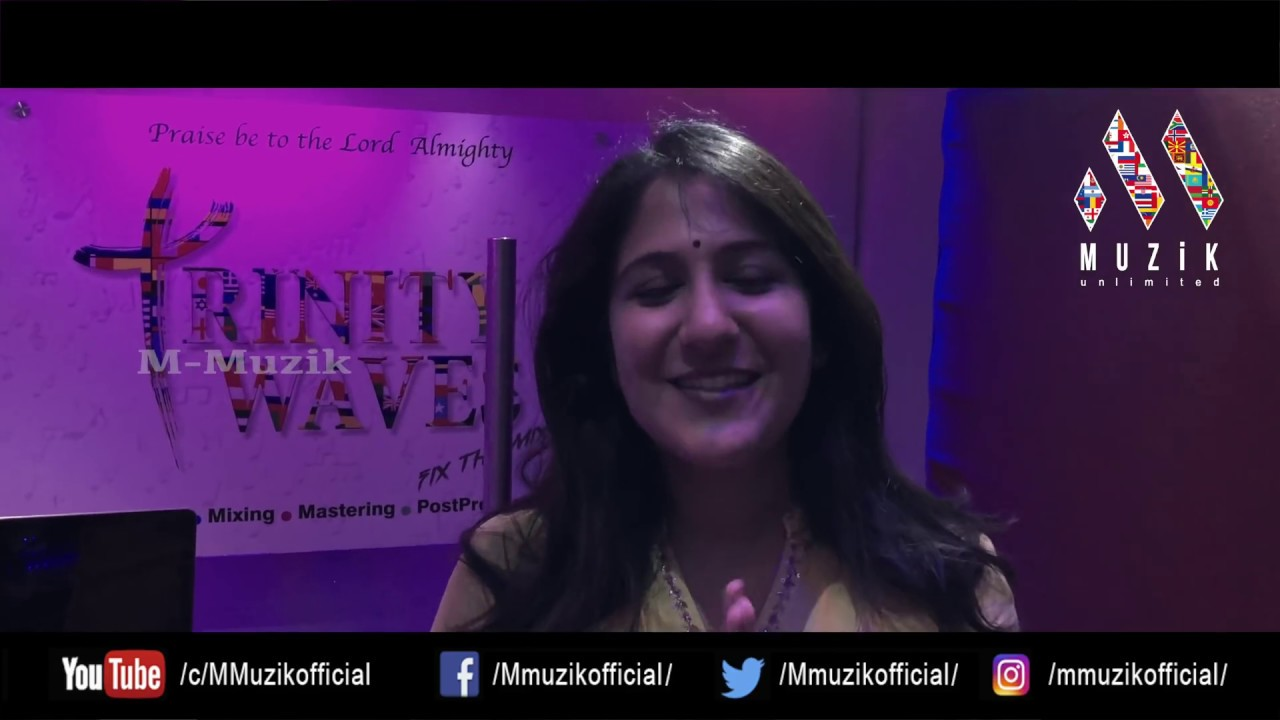 Shwetha Mohan on M-Muzik