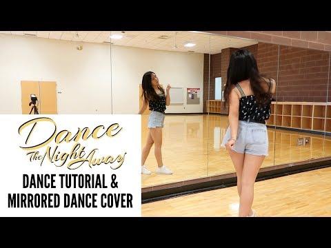 TWICE(트와이스) Dance The Night Away Lisa Rhee Dance Tutorial