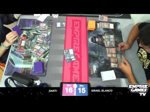 2º Torneo Modern Empire Games - Ronda 6 - Santiago Lopez Vs Israel Blanco