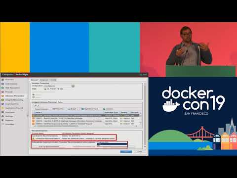 Automated Container Security For DevSecOps – DockerCon 2019