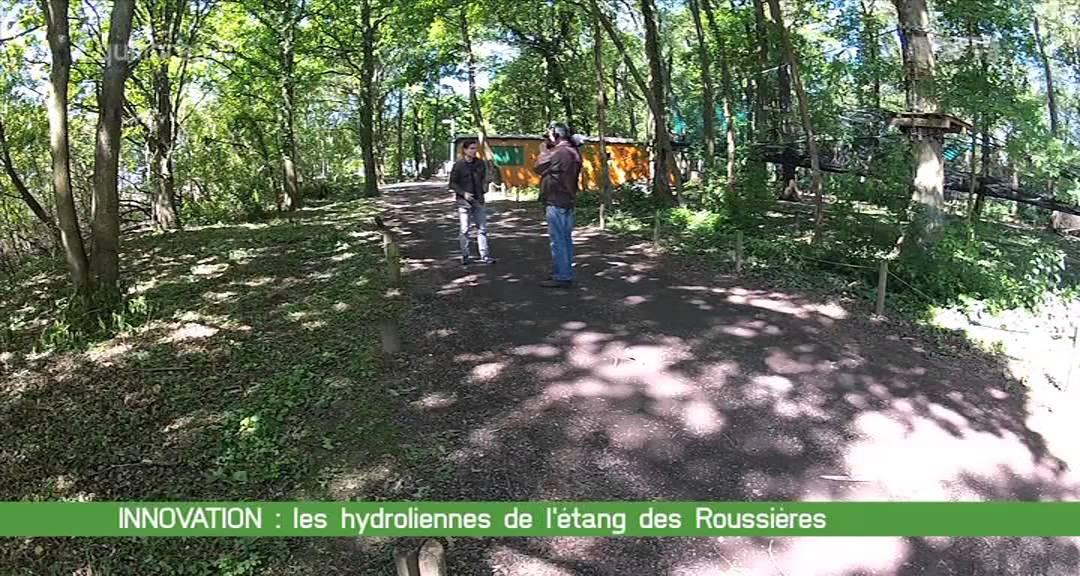 Equilibres – La réserve naturelle de Saint-Quentin-en-Yvelines