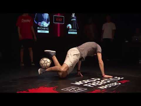 DAZN World Freestyle Masters - Top16 MichRyc vs Jordan