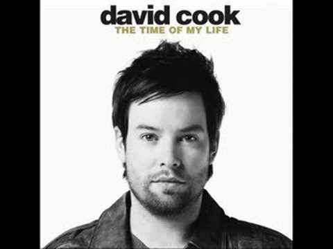 David Cook - The Time Of My Life + Lyrics (HQ)