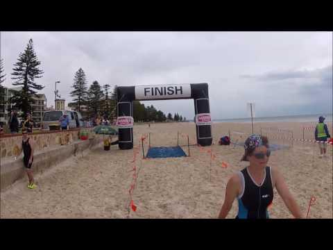 2016 Sam White Memorial Enduro Aquathlon Finish