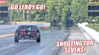 LS Fest Day 2: Turning Leroy UP and Shooting For SEVENS... But There's a Problem (Qualifying Day 2)
