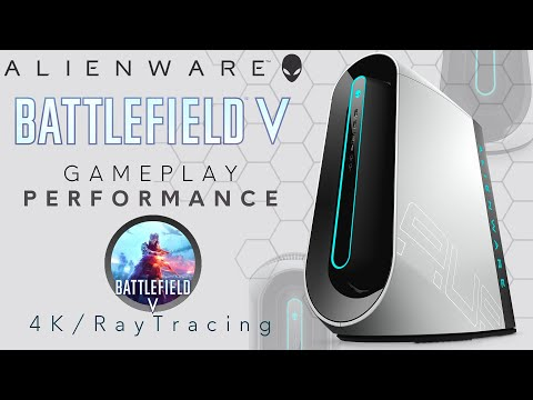 Aurora R9 - BFV Gameplay Performance 4K