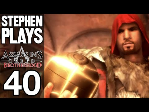 "Assassin's Creed: Brotherhood #40 - ""The Apple"""
