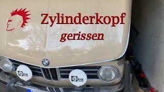 BMW M10 B20 Zylinderkopf gerissen - Wir zeigen die Reparatur an einem BMW 2002 1602 1802