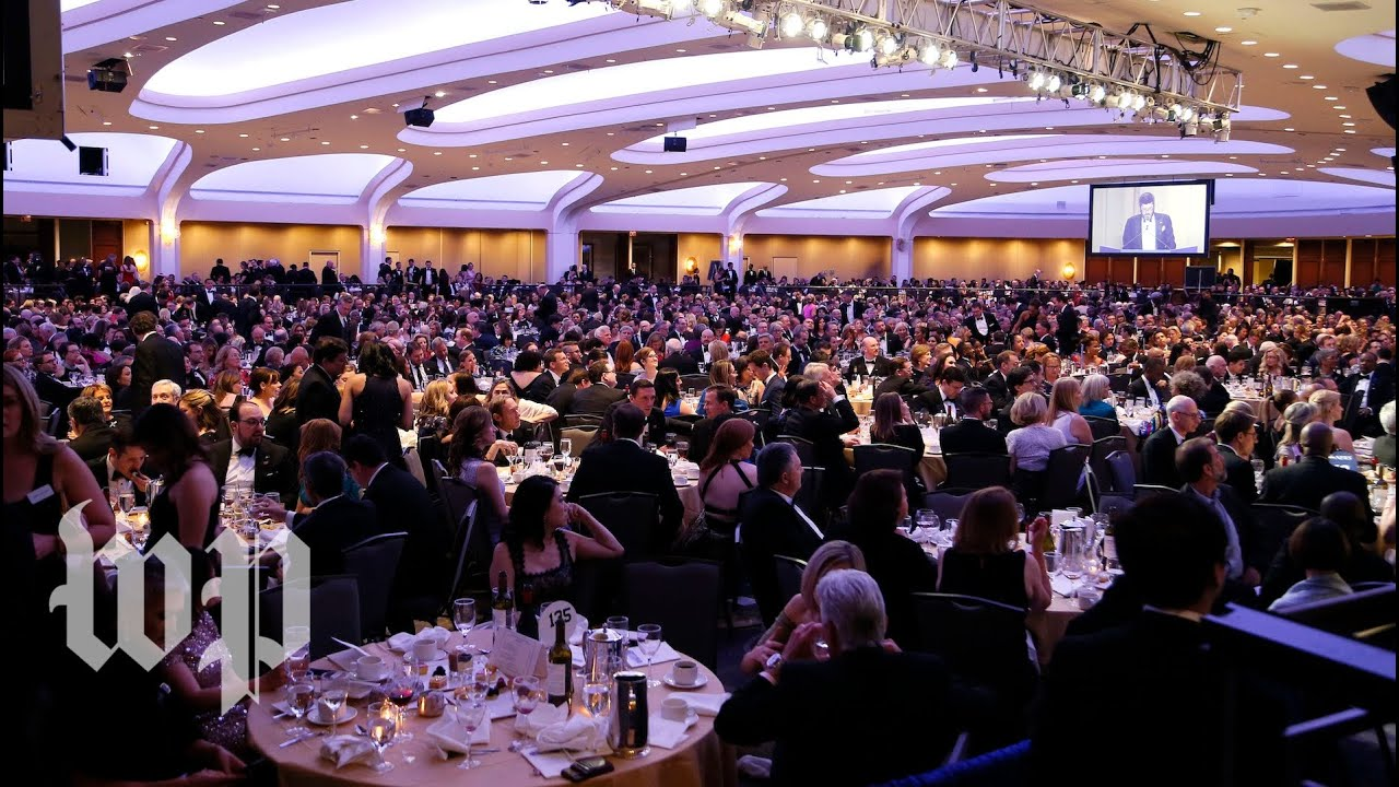 What you missed from the White House correspondents' dinner