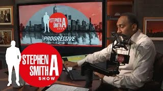 Stephen A. calls out Serena Williams' claims of umpire being sexist | Stephen A. Smith Show | ESPN