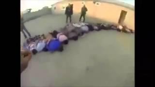 Bordo Bereliler TeröristLere Yer Öptürürken
