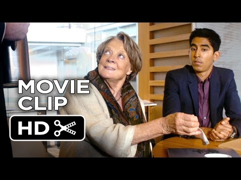 The Second Best Exotic Marigold Hotel Movie   The Lawyer 2015  Maggie Smith Movie HD