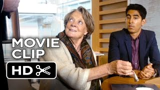 The Second Best Exotic Marigold Hotel Movie CLIP - The Lawyer (2015) - Maggie Smith Movie HD
