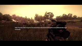 Operation Flashpoint: Dragon Rising 10 minute demo