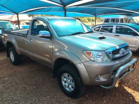 2008 TOYOTA HILUX 3.0 D4D S/Cab Auto For Sale On Auto Trader South Africa