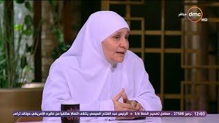 مساء dmc - الحاجة صالحة محمود مسئولة المستشفيات بمؤسسة أهل مصر كيف تستقبل حالات الحروق