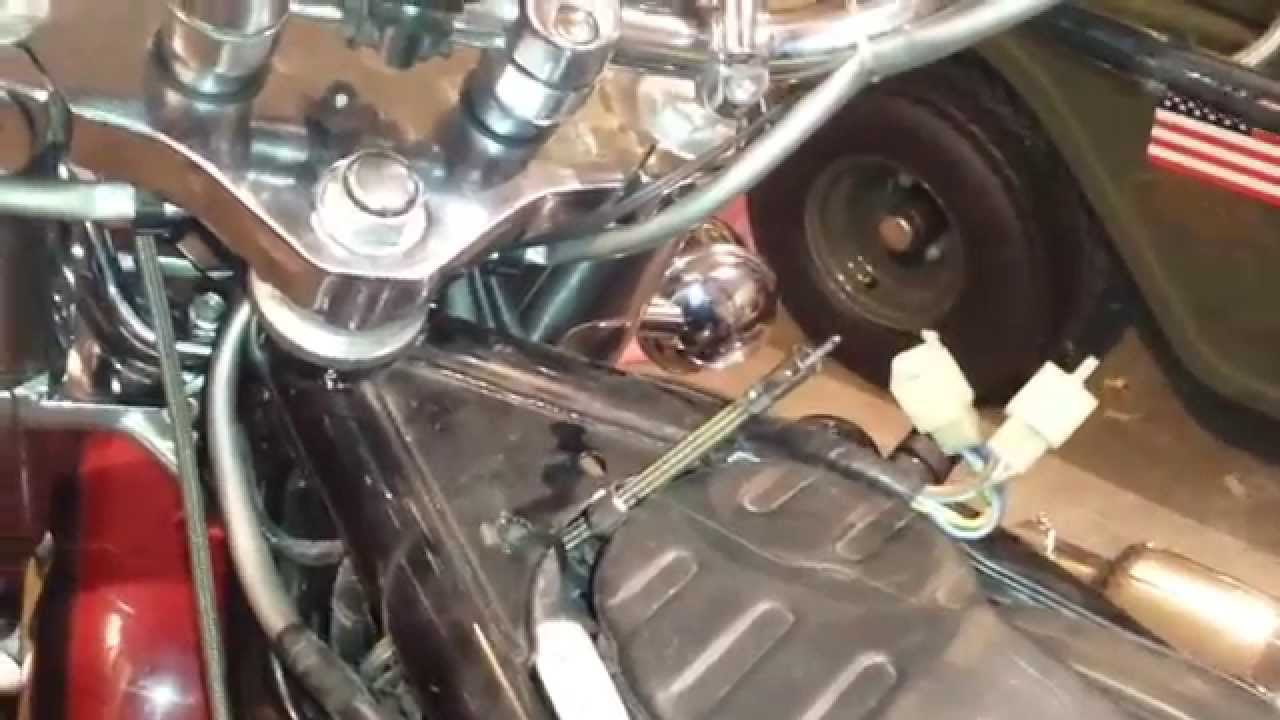 How To Remove The Neck Covers On A 2000 V Star 650 Youtube Wiring Diagram