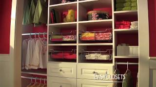 Do-it-yourself Closet Organization