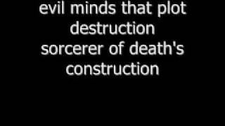 Repeat youtube video war pigs black sabbath lyrics