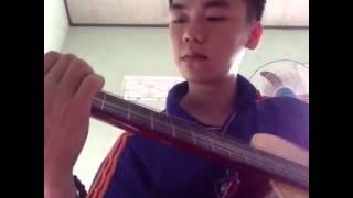 Ngốc (Hương Tràm) Guitar finger