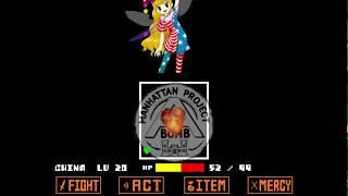 Unitale Clownpiece wtf clownpiss?
