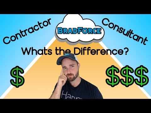 Contractor vs Consultant | PAY & FLEXIBILITY | BradForce