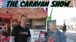 The Caravan Show with Pain Pods