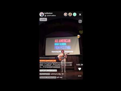 Sam Woolf performs Badge and Gun - New York Society for Ethical Culture NY 2016
