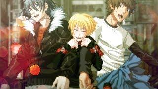 (ЯОЙ) Togainu no Chi | Кровь виновного ПСА - УСЫНОВИЛИ ДЕВОЧКУ # 4